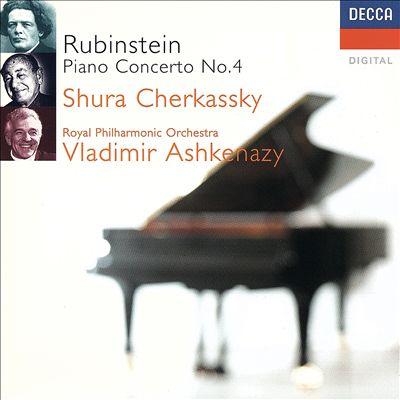 Rubinstein: Piano Concerto No. 4