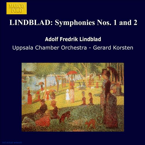 Lindblad: Symphony No. 1 in C Major Op. 19