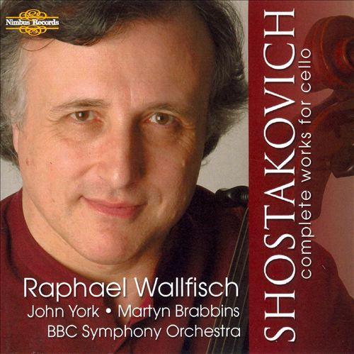 Shostakovich: Complete Works for Cello
