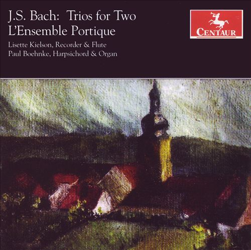 Bach: Trios for Two