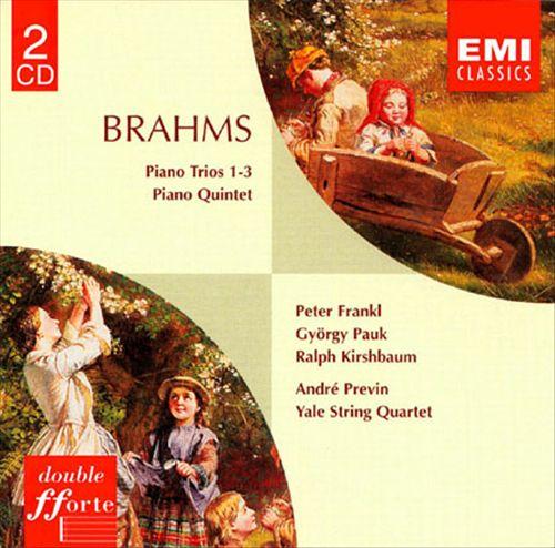 Brahms: Piano Trios 1-3; Piano Quintet