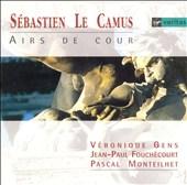 Le Camus: Airs de cour
