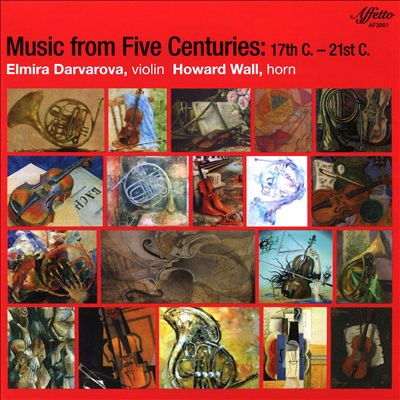 Music from Five Centuries: 17th c.-21st c.