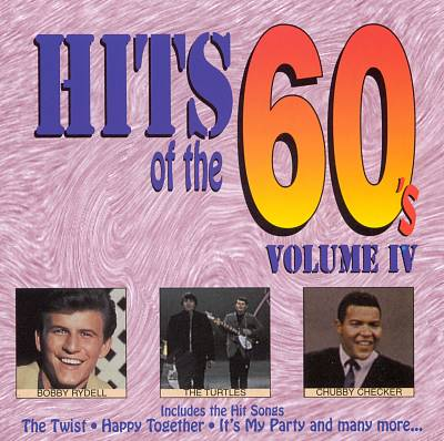 Hits of the 60's, Vol. 4
