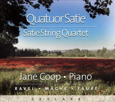 Ravel, Mache, Fauré