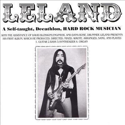 A Self-Taught, Decathlon, Hard Rock Musician!