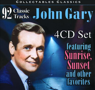 Collectables Classics: the Very Best of John Gary