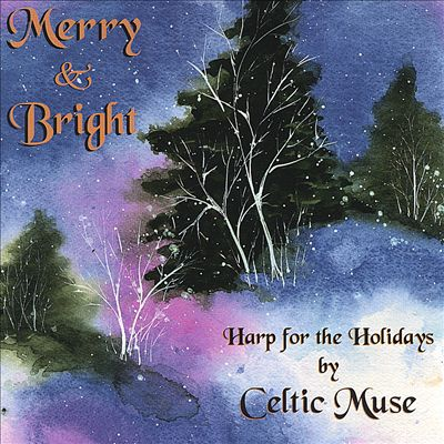 Merry & Bright: Harp for the Holidays