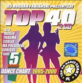 Top 40 Dance Chart 1995-2000, Vol. 5