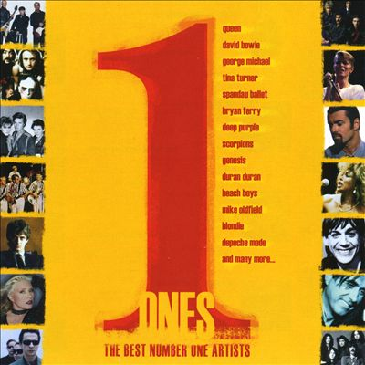 Ones: The Best Number One Artists