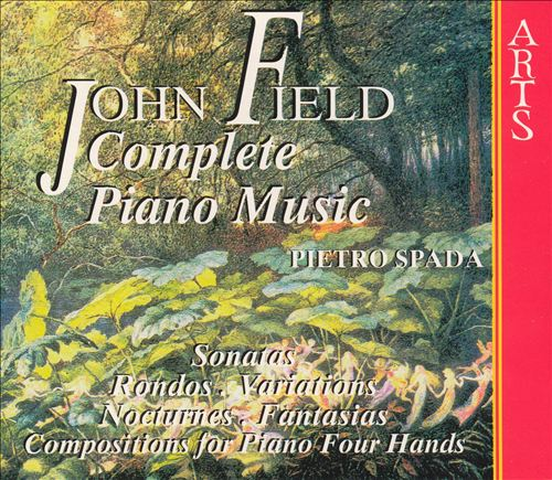 John Field: Complete Piano Music (Box Set)