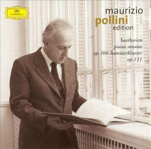 Beethoven: Piano Sonatas Nos. 29 & 32