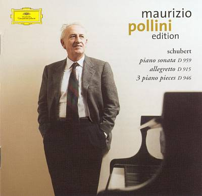 Schubert: Piano Sonata, D 959; Allegretto, D945; Piano Pieces, D946