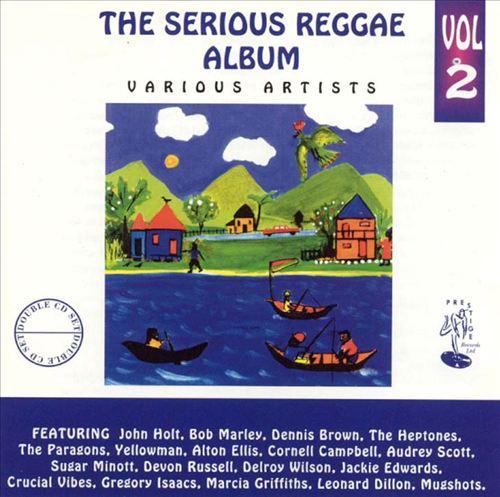 The Serious Reggae Album, Vol. 2