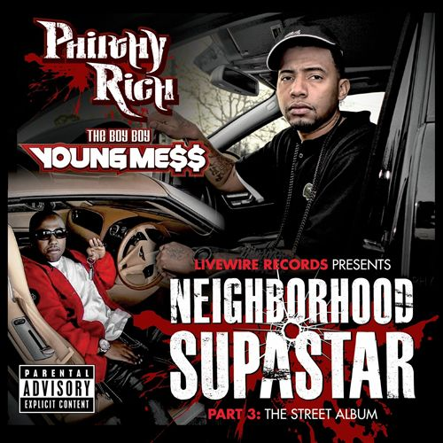 Neighborhood Superstar, Vol. 3