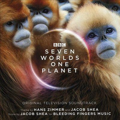 Seven Worlds, One Planet [Original TV Soundtrack]