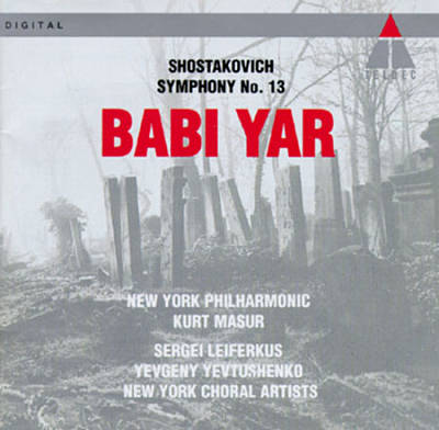 """Dmitri Shostakovich: Symphony No. 13 """"Babi Yar"""""""
