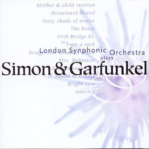 Plays Simon & Garfunkel [Disky]
