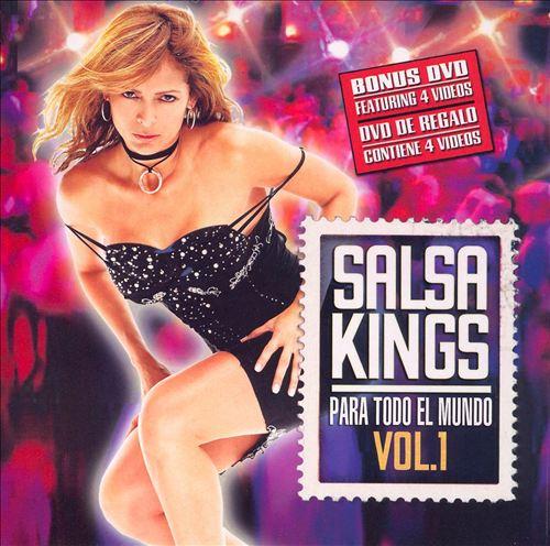 Salsa Kings Para el Mundo, Vol. 1 [Bonus DVD]