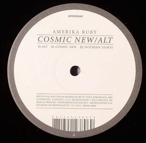 Cosmic New/Alt [EP]