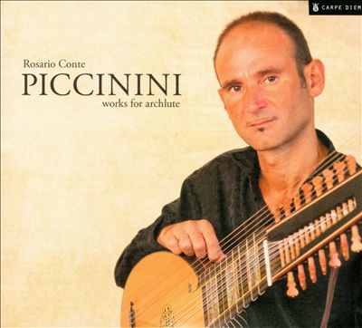 Alessandro Piccinini: Works for Archlute