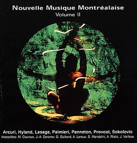 New Music from Montréal, Vol.2