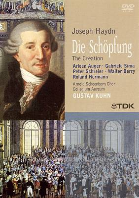 Haydn: Die Schöpfung [DVD Video]