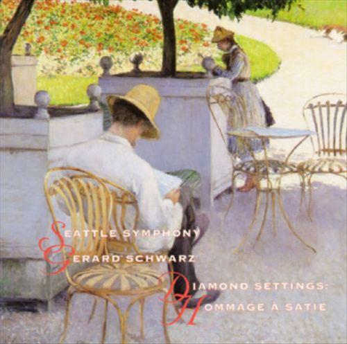 Diamond Settings: Hommage à Satie
