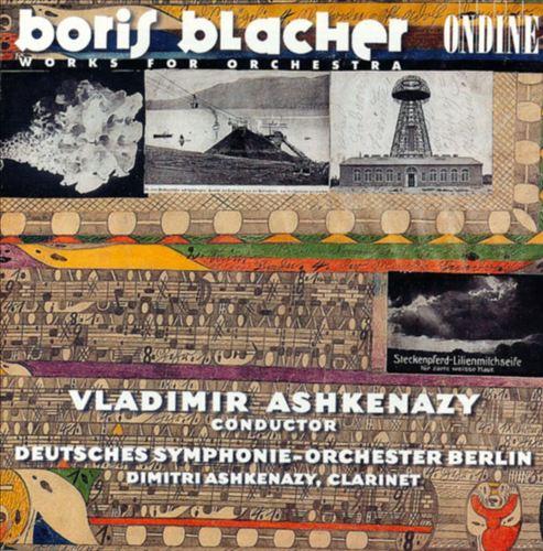 Blacher: Orchestral Works