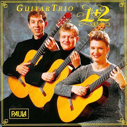Guitar Trio 1+2