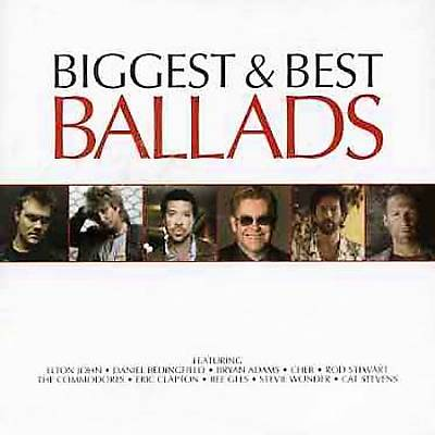 Biggest & Best Ballads