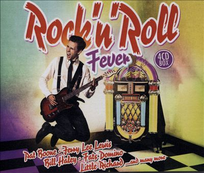 Rock'n Roll Fever [Music & Melody]