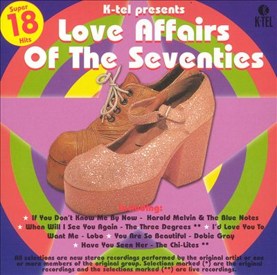 Love Affairs of the Seventies [K-Tel #1]