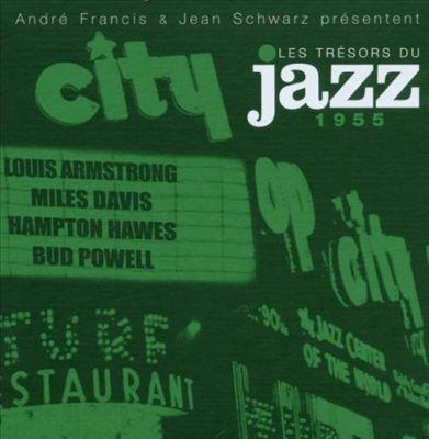 Les Tresors du Jazz 1955
