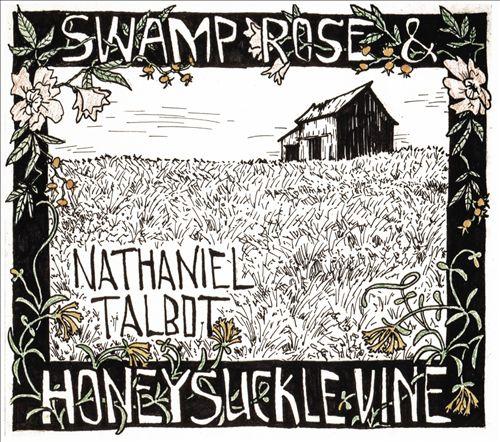 Swamp Rose & Honeysuckle Vine