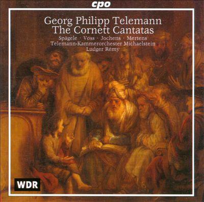 Telemann: The Cornett Cantatas