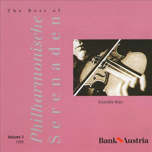 The Best of Philharmonische Serenaden, Vol. 3: 1999