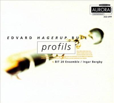 Edvard Hagerup Bull: Profils