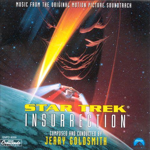Star Trek: Insurrection [Original Motion Picture Soundtrack]