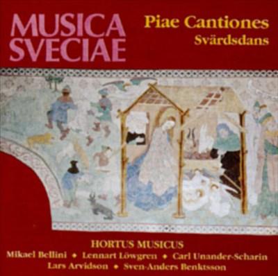 Musica Sveciae - Piae Cantiones