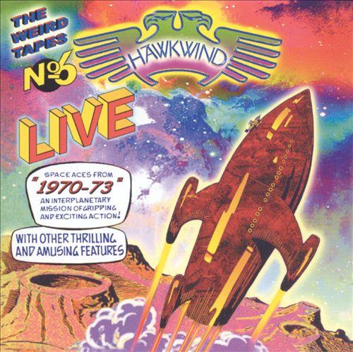 Weird Tapes, Vol. 6: Live 1970-73