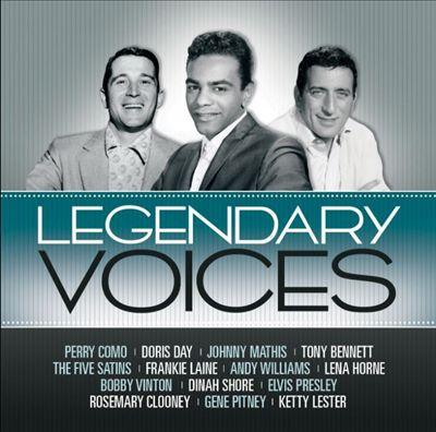 Legendary Voices: Magic Moments