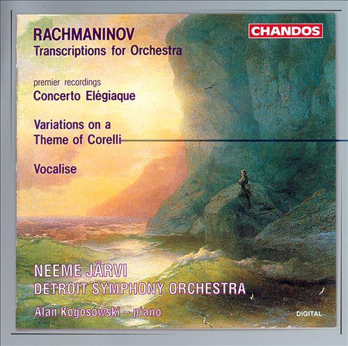 Rachmaninov: Transcriptions for Orchestra