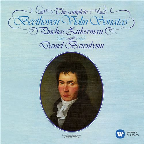 The Complete Beethoven Violin Sonatas