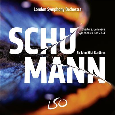 Schumann: Symphonies Nos 2 & 4