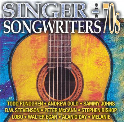 Singer-Songwriters of the 70's