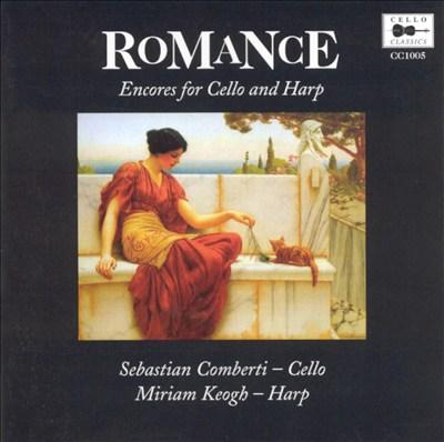 Romance: Encores for Cello & Harp