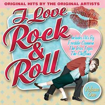 I Love Rock & Roll, Vol. 1