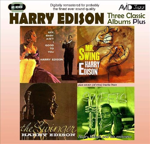 Three Classic Albums Plus: The Swinger/Mr. Swing/Gee Baby, Ain't I Good to You
