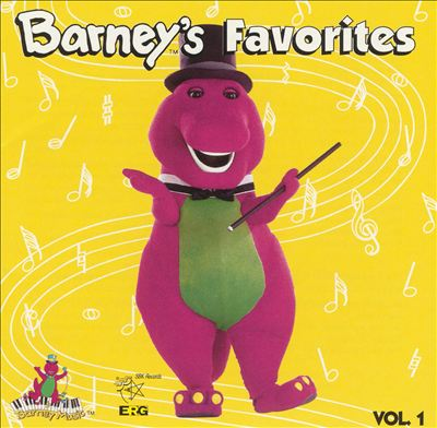 Barney's Favorites, Vol. 1